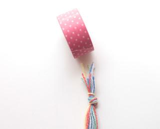 DIY. Collar con borla y cobre.