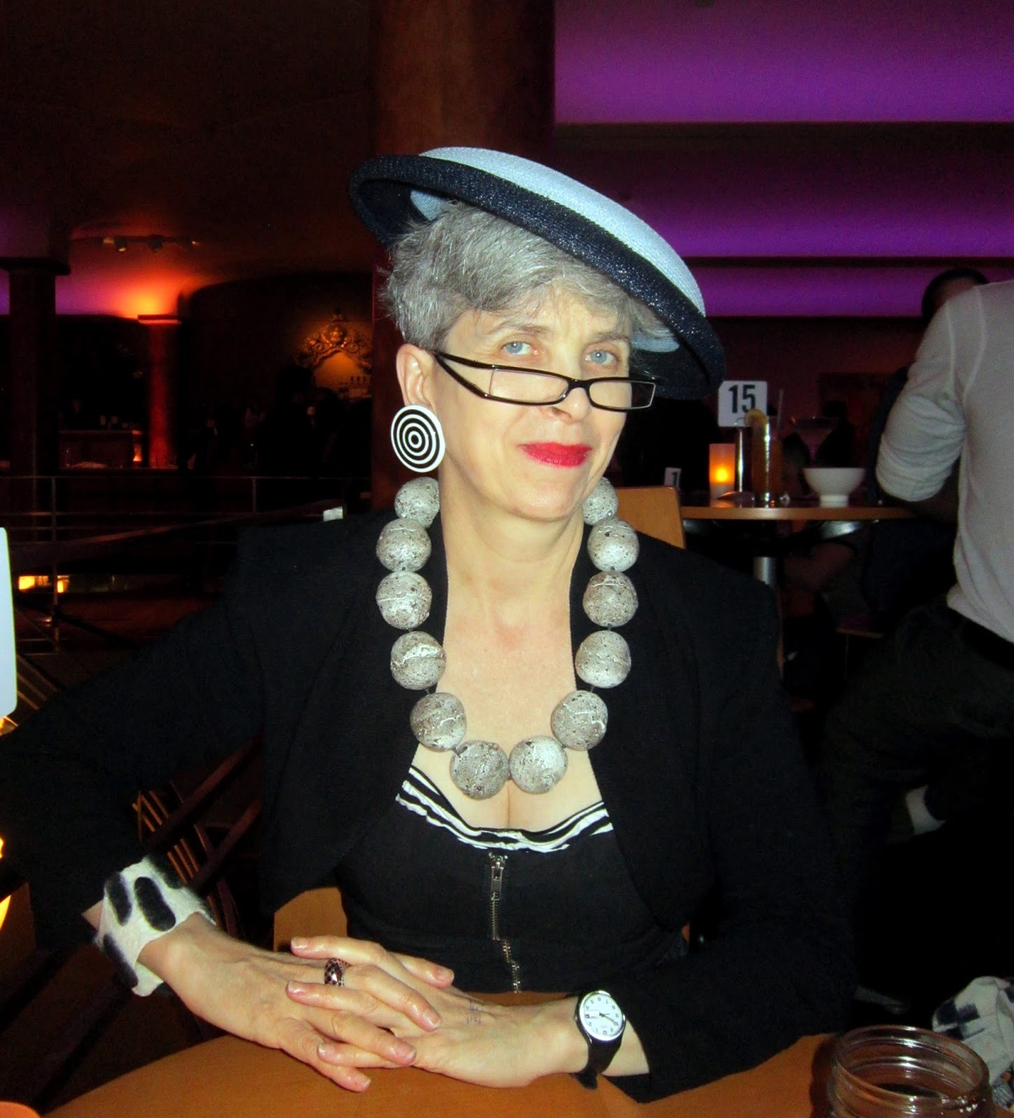 Valerie Idiosyncratic Instagram Hat: Idiosyncratic Fashionistas: Count Your Blessings