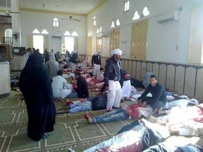 تفجير مسجد - أرشيفية