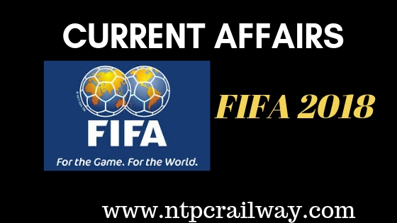 FIFA World cup 2018 Expected Questions_Current Affairs