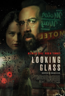 Looking Glass Poster
