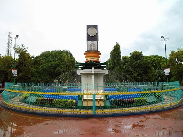 Wisata Taman Adipura Kabupaten Sumenep - Madura - Jawa Timur