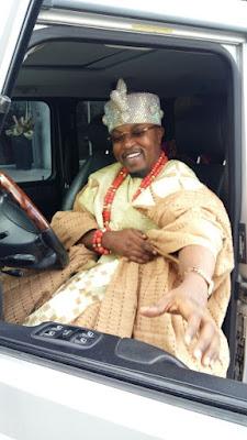 Oluwo of Iwo, Oba Abdul-Rasheed Akanbi