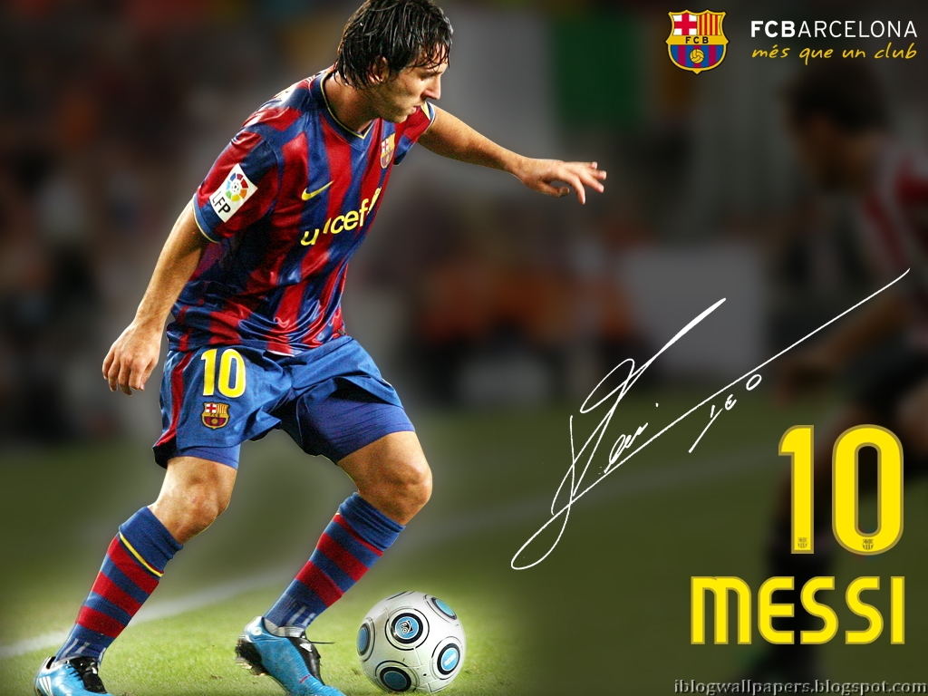 Lionel Messi Barcelona Wallpaper HD