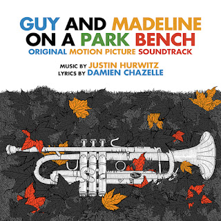 guy and madeline on a park bench soundtracks