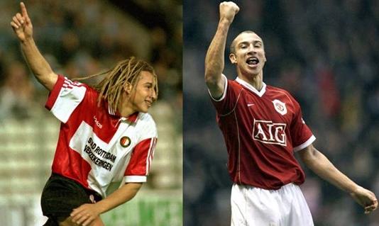 Mối liên hệ đặc biệt của Larsson với Man United và Feyenoord