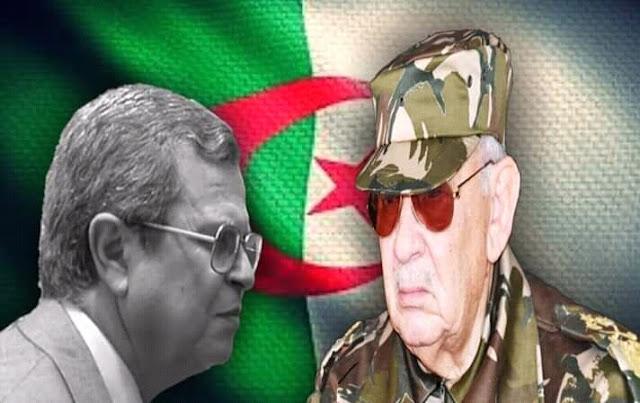 القايد صالح يحذر الجنرال توفيق !