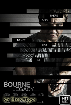 El Legado De Bourne [1080p] [Latino-Ingles] [MEGA]