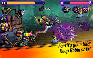 Dream Defense V1.2.98 MOD Apk Terbaru
