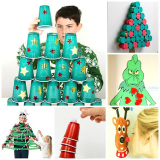 christmas party games - Christmas Decoration Games