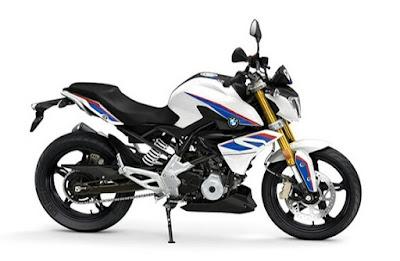 BMW G310R sportbike image