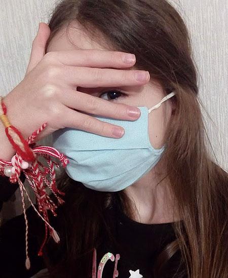 Как да си направим сами маска против коронавирус