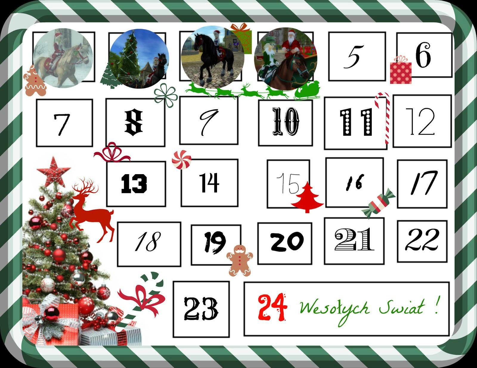 Sso Sasha Bluestep Kalendarz Adwentowy Dzień 4