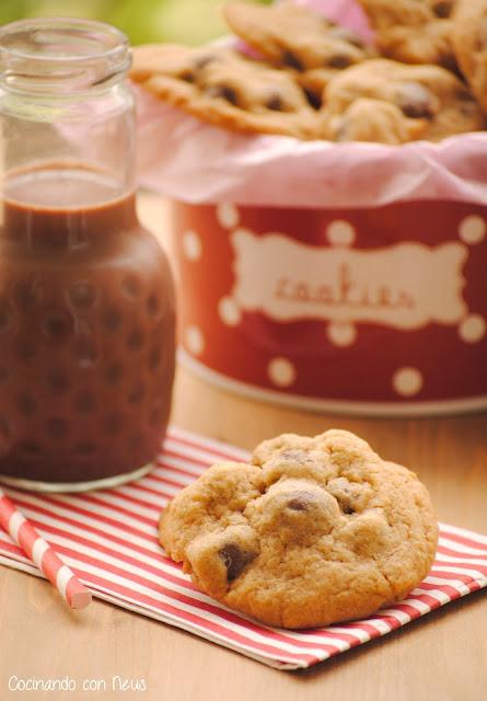 cookies con Conguitos