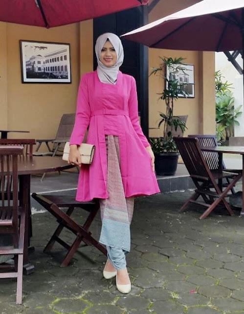 Kebaya full body Muslim Terbaru