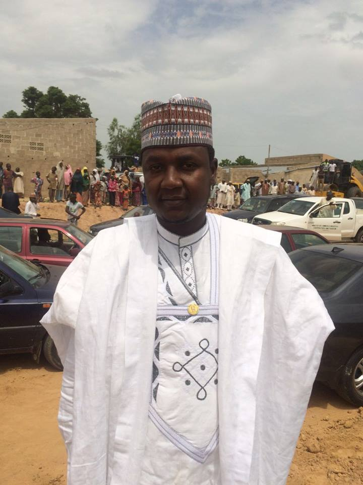 Special Adviser To Jigawa Governor Involved In Horrible Accident - Photos
