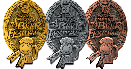 The 9 Award Winning KS & MO Beers at the Great American Beer Festival This Year!