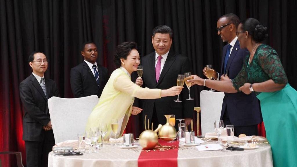 relationship between rwanda and china