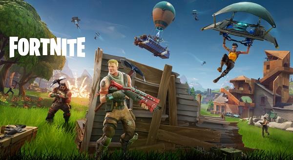 اكتشاف سلاح جديد سيتوفر داخل لعبة Fortnite و شكله سيروق كثيرا للاعبين