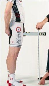 bacak içi boyu nasıl ölçülür