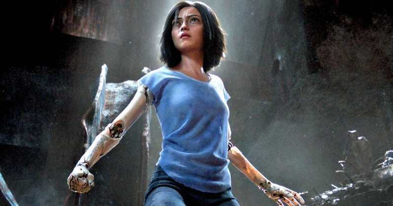 Review Film Alita Battle Angel 2019 Box Office Movie