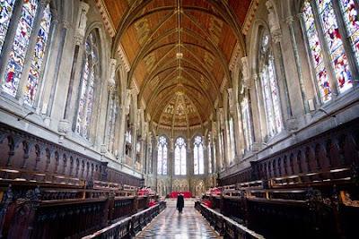 Chapel of St John's College, Cambridge