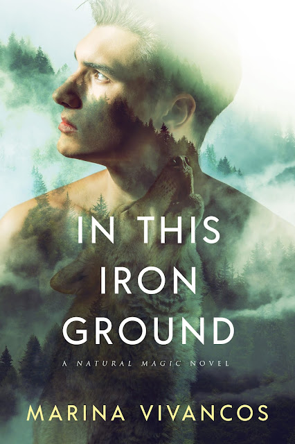 In This Iron Ground by Marina Vivancos on Amazon & Kindle Unlimited