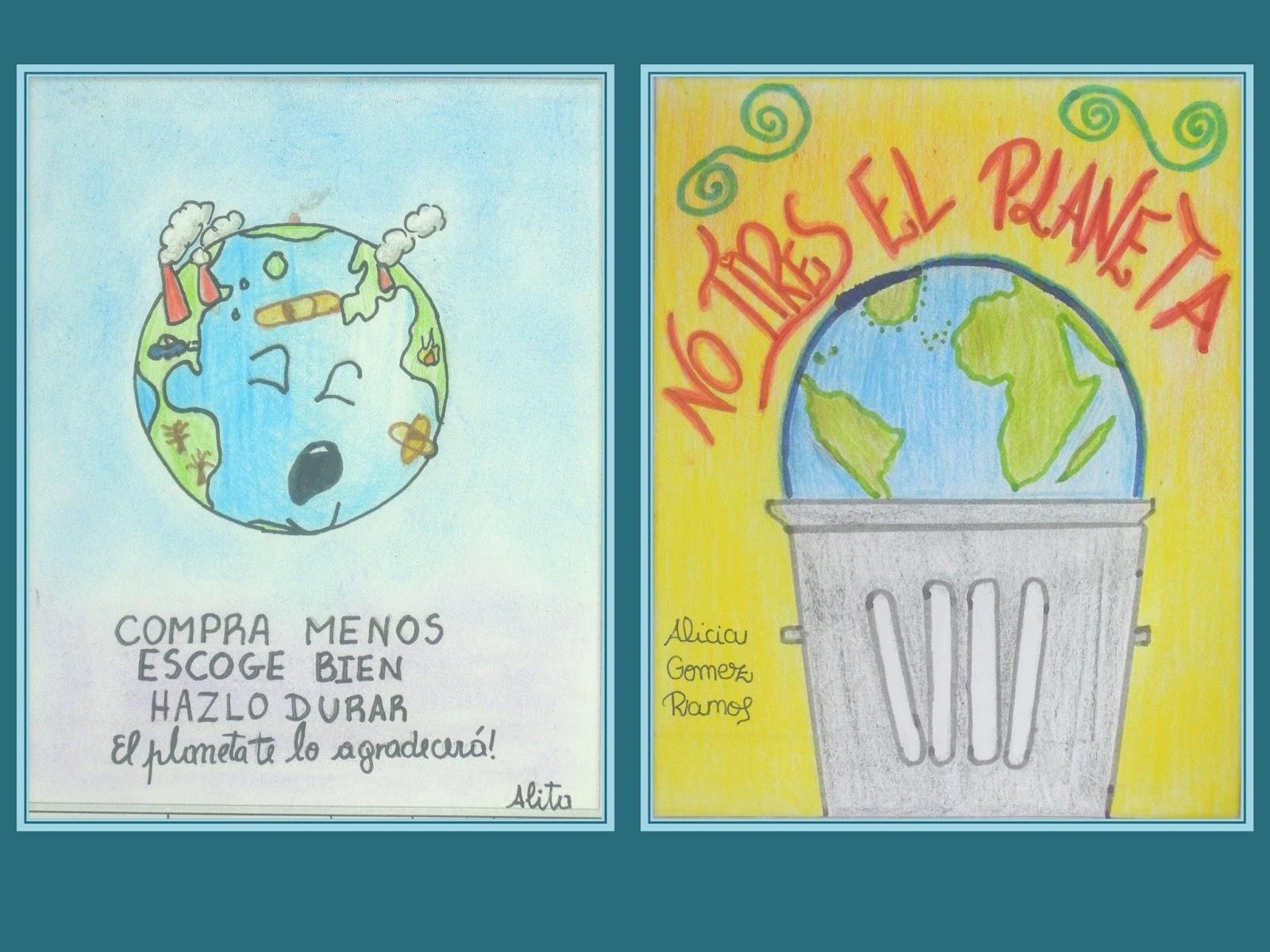 Dibujos Del Cuidado Del Medio Ambiente Finest Publicado: Carteles Sobre El Cuidado Del Medio Ambiente