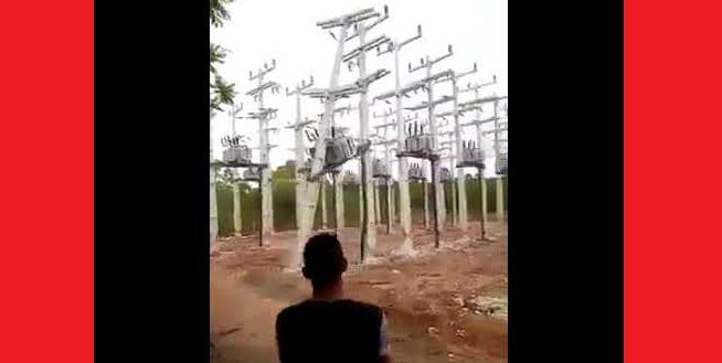 Άνθρωποι κατέστρεψαν κεραίες  του HAARP στην Βραζιλία  VIDEO