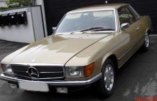 Mercy Classic R107 350SLC Benz 1972 Forsale Bro...