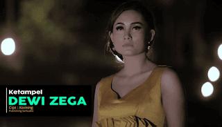 Lirik Lagu Ketampel (Dan Artinya) - Dewi Zega
