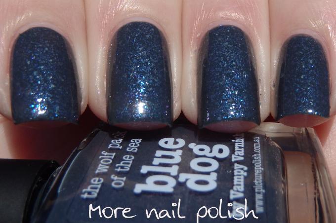 Picture Polish colour guide ~ More Nail Polish