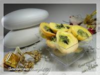Bouchées apéritif aux escargots sans gluten