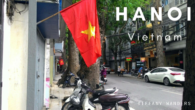 Exploring the Streets of Hanoi in a Day