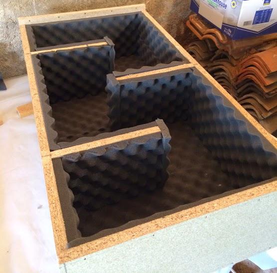 construction salle de r p tition rock la ventilation fabrication des pi ges son. Black Bedroom Furniture Sets. Home Design Ideas