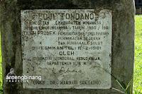 loji tondano minahasa