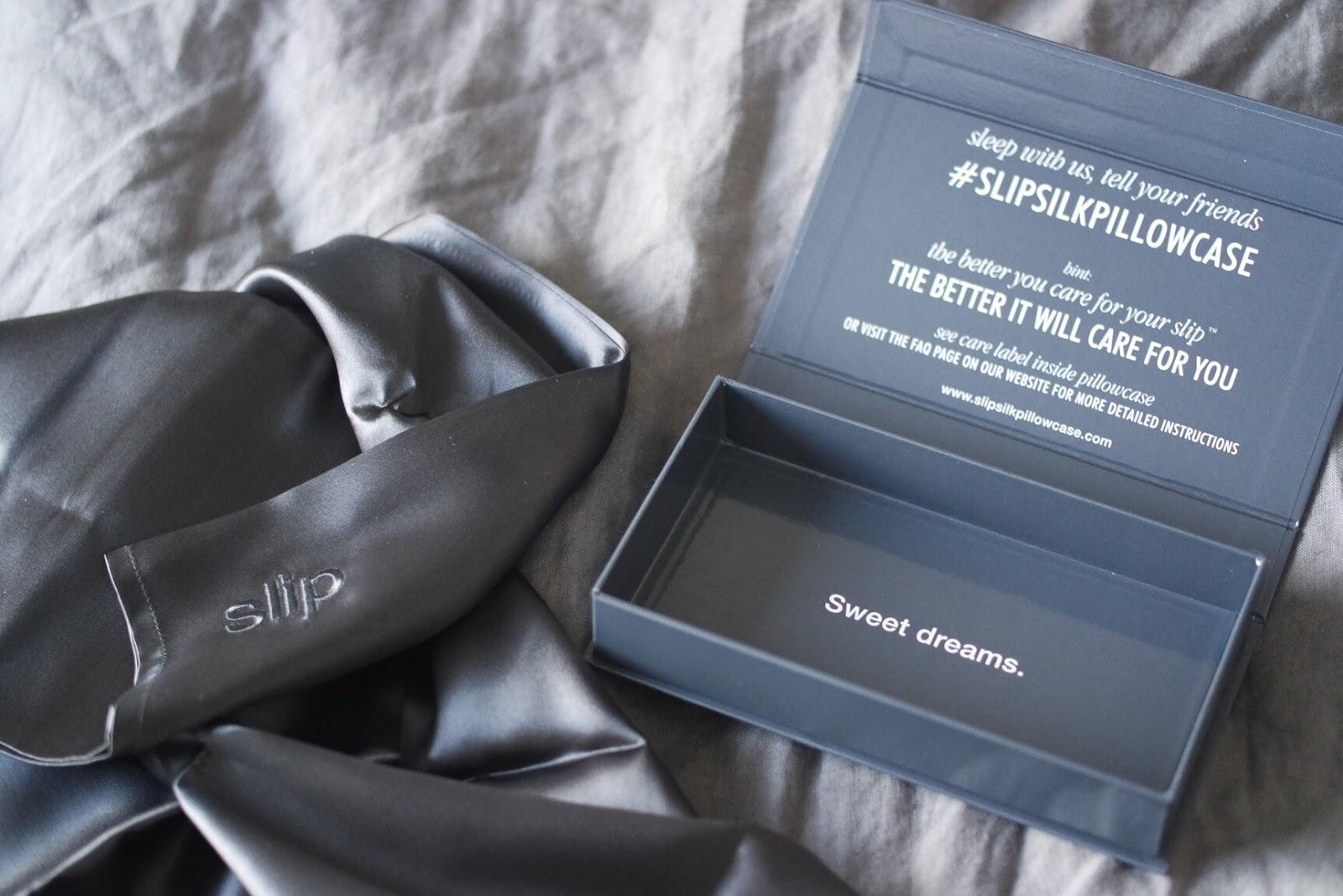 slip silk pillowcases kind of worth the hype