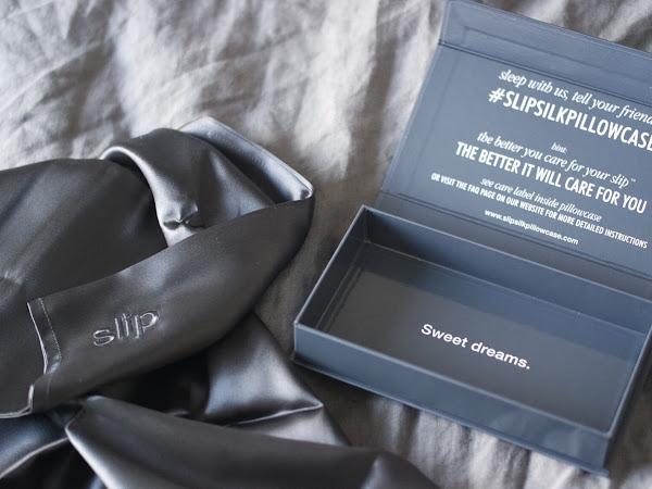 Slip Silk Pillowcases - Kind of Worth the Hype