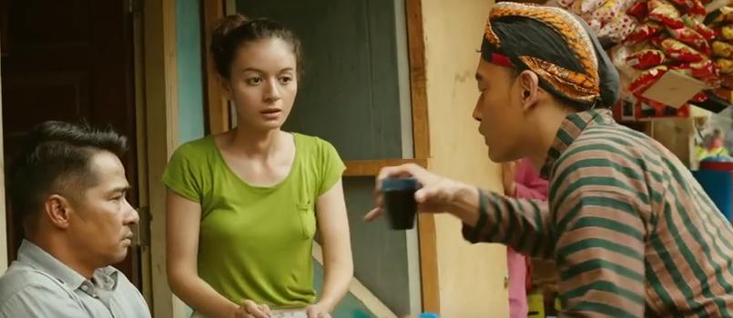 download film doa   doyok otoy ali on  cari jodoh 2018