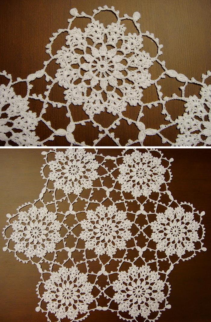Crochet Shawls: Crochet Lace Shawl Wrap