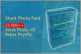 25.000++ Stock Photo Pack