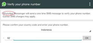 Cara Membuat 2 Akun WhatsApp Dalam 1 Android Tanpa Root