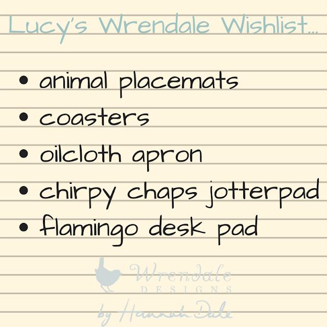 Lucy's Wrendale Wishlist