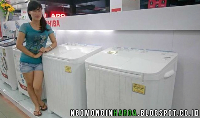 Mesin Cuci Toshiba