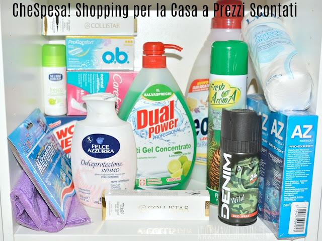 Niente più borse pesanti per acquistare prodotti di pulizia per la casa ed igiene personale: con CheSpesa acquisti comodamente da casa, e ti conviene!