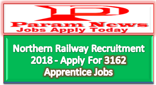 northern-railway-recruitment-3162-posts-paramnews