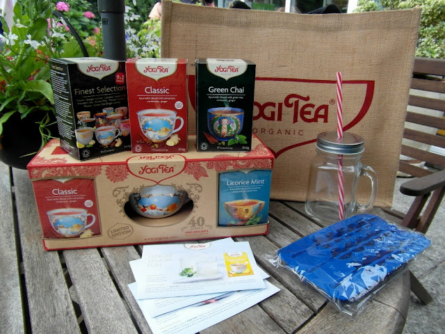 Yogi Tea Summer Hamper
