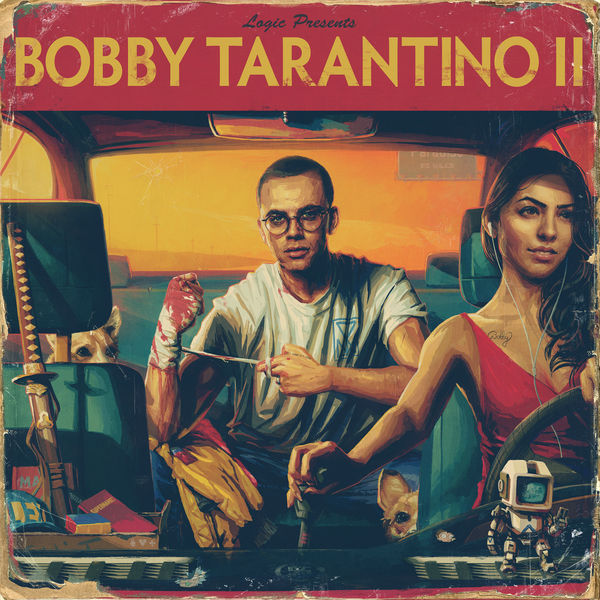 Logic – Bobby Tarantino II [iTunes Plus AAC M4A]
