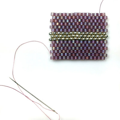 Peyote Stitch Tutorial - Odd-Count