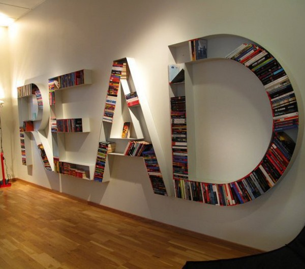Read Book shelf